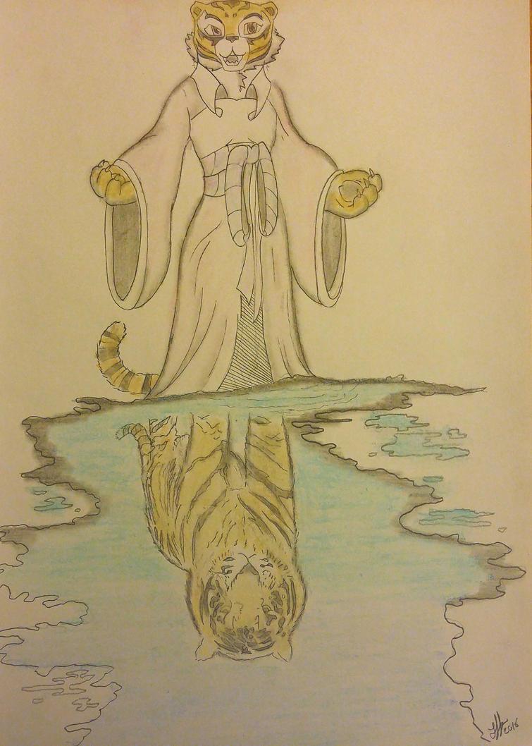 tigress by Thundercloud666