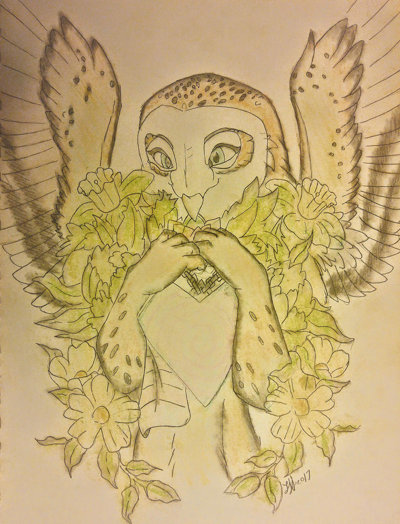 owl by Thundercloud666