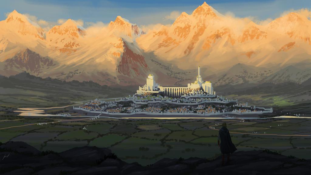 Gondolin by SpartanK42 on DeviantArt