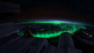 Aurora from Above