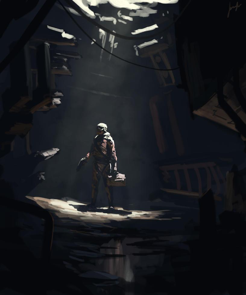 Ruin Exploration by SpartanK42