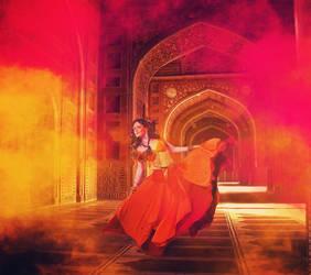 Holi (Indian color Festival)