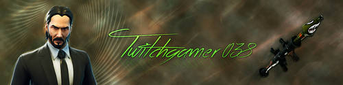 Banner for Twitchgamer038 by Misterrmusic93