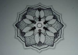 Mandala design #8