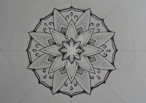 Mandala design #10