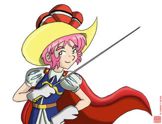 Fairy Tale Princess Knight by Son-Neko