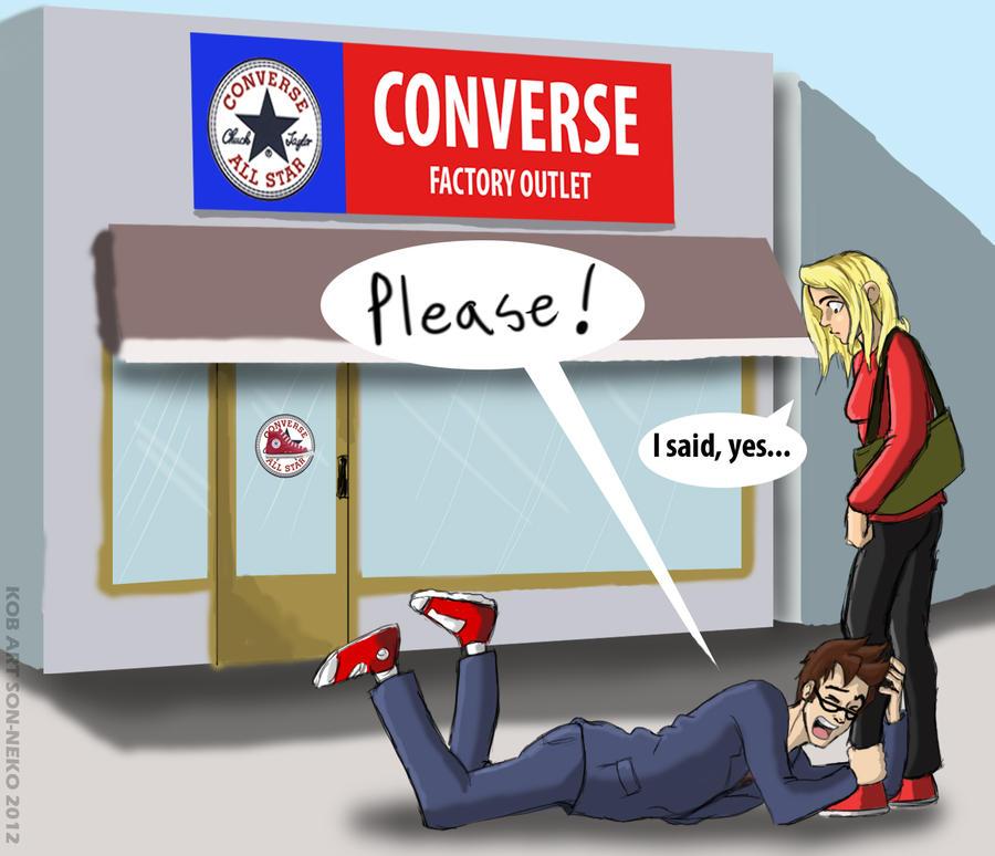 The Doctor Begs by Son-Neko