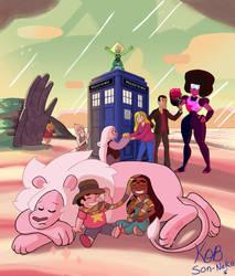 Doctor Universe by Son-Neko