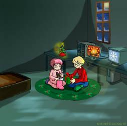 Little Christmas by Son-Neko