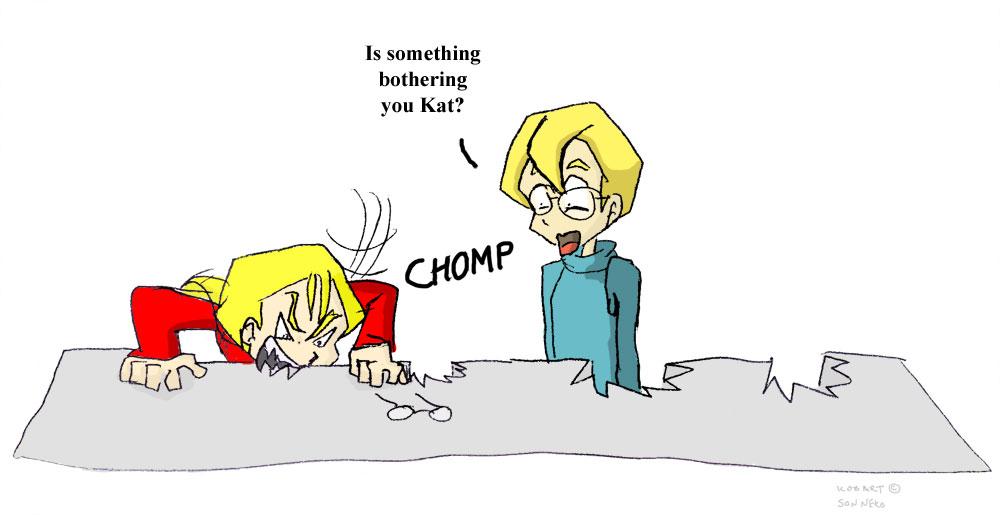 CHOMP by Son-Neko