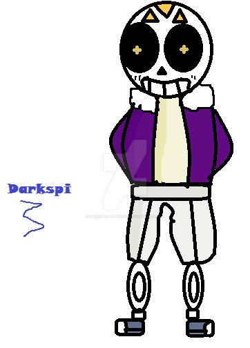 FinalTale Sans by Darkspihatsuko124