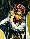 Bulgarian girl III