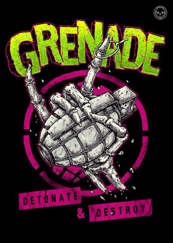 Grenade by Impakto