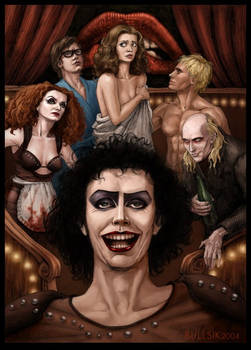 The Rocky Horror Picture Show by bullsik