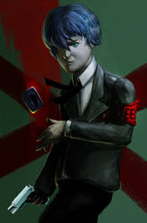 Persona 3 by DClayne