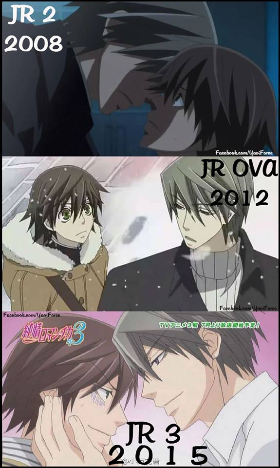 Junjou Romantica Season 3 by KomoriYui on DeviantArt