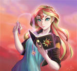 Sunset Shimmer :re :re :re