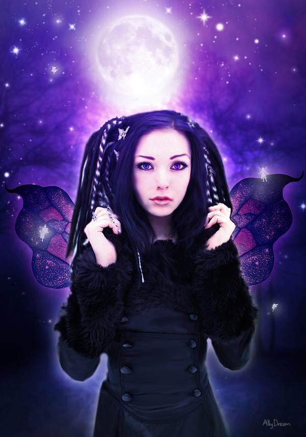 Mystical Fairy Nights v2 by AlyssaStar109