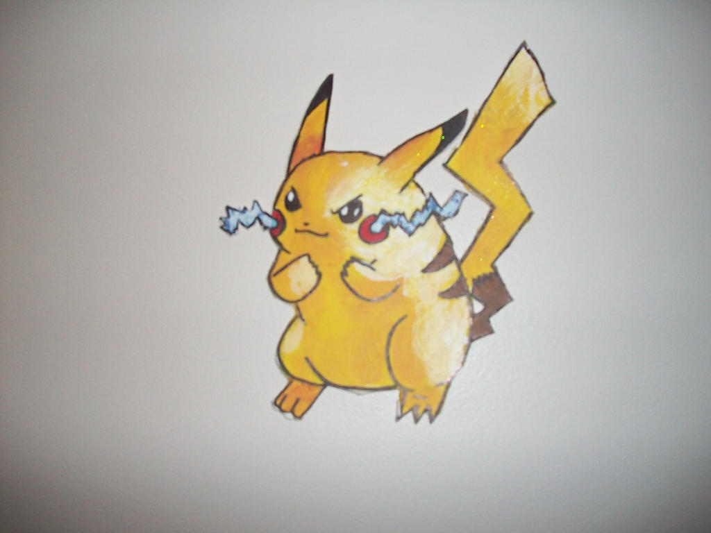 The Pokemon Project Pikachu 367087926