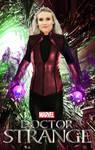 Clea in Doctor Strange