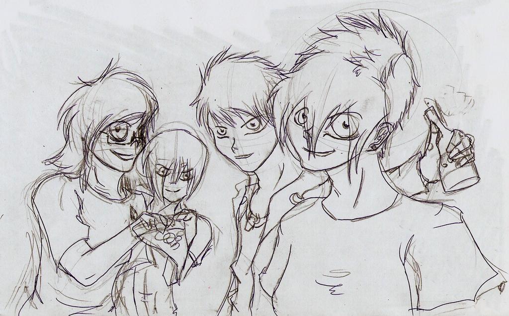 szkic by InsaneRedRipper