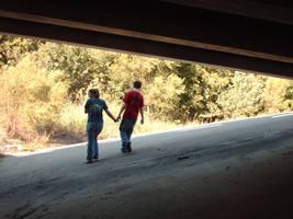 Under the Bridge by Pr3ttyLittleDitty