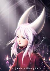 Hotnet (Gijinka) - Beast's Den