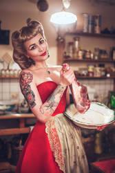 Stephanie van der Strumpf