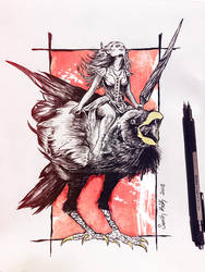 Crow  Elf