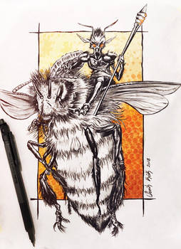 Bee  King