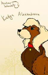 Katya Alexandrova by HetherWassko