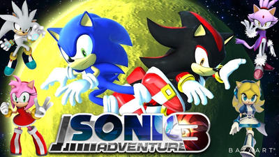 Sonic Adventure 3 (Fan made) by AwesomeLevi04 on DeviantArt