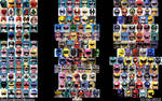 Super Sentai 36 Wallpaper