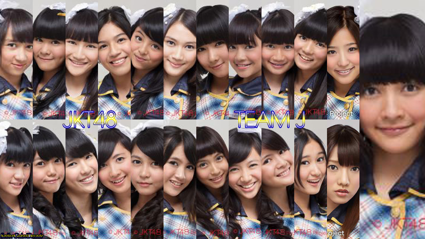 J Team JKT48 Team J ve...
