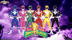 Mighty Morphin' Power Rangers WP