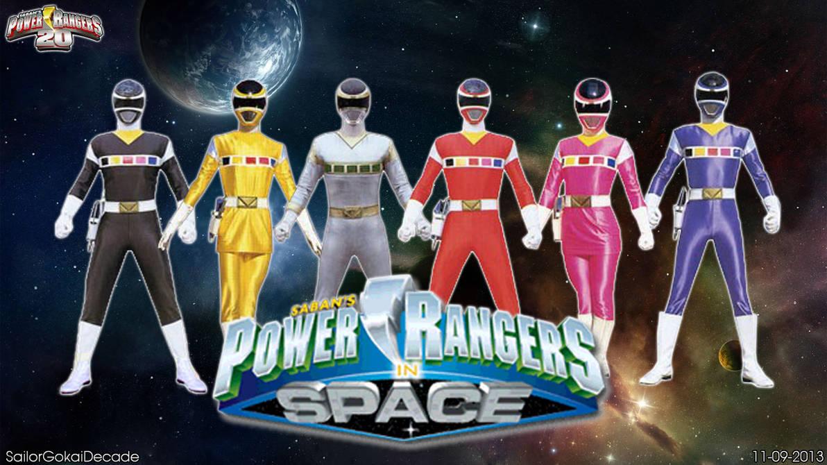Power Rangers In Space Wp By Jm511 On Deviantart-6150