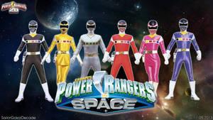 Power Rangers in Space WP