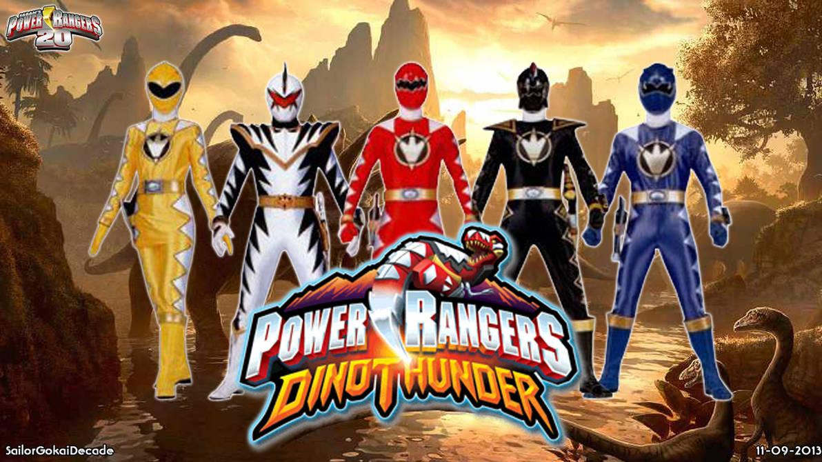 download film power ranger dino thunder