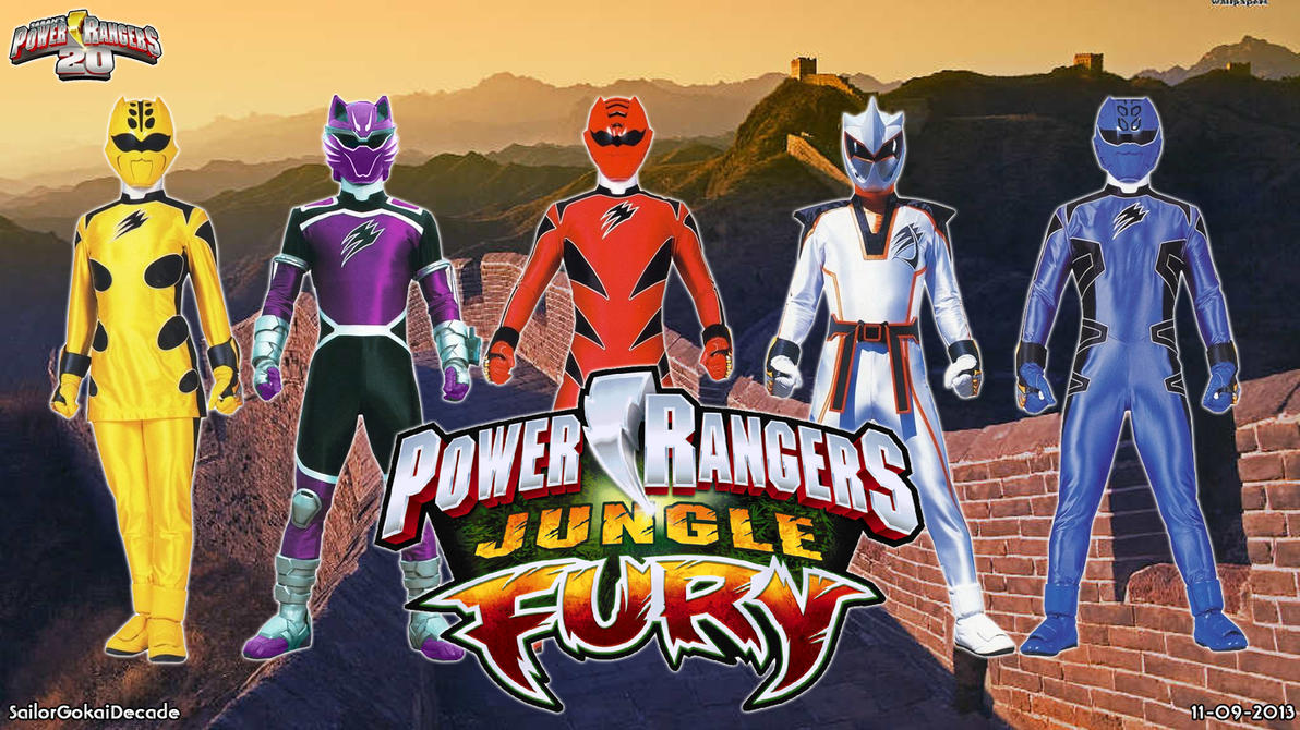 Power rangers jungle fury wp by jm511 on deviantart power rangers jungle fury wp by jm511 voltagebd Image collections