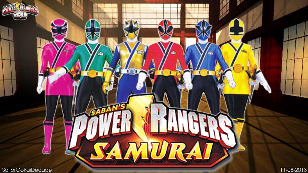 Power rangers super samurai wp by jm511 on deviantart - Jeux de power rangers super samurai ...