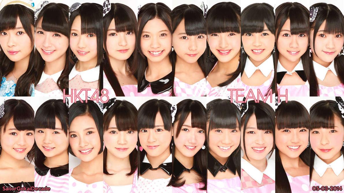 HKT48 HKT48 Team H 2014 by jm511 ...