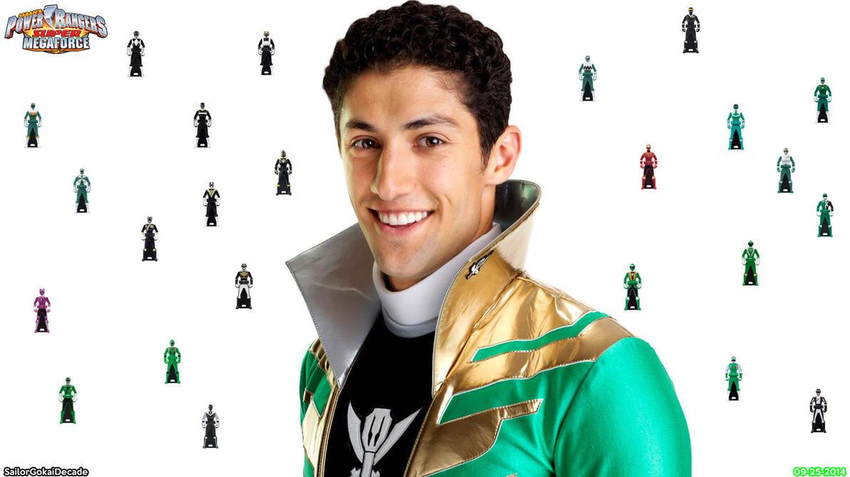 Power Rangers Super Megaforce Green Ranger Keys by jm511