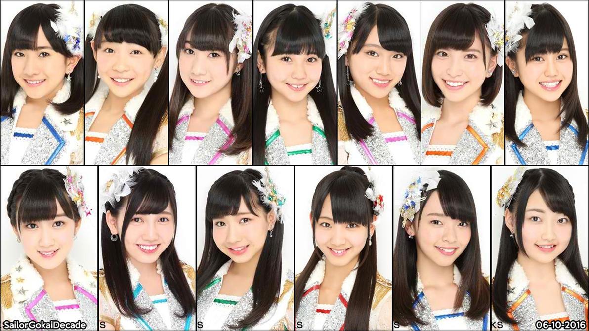 SKE48 Kenkyuusei (June 2016) by jm511