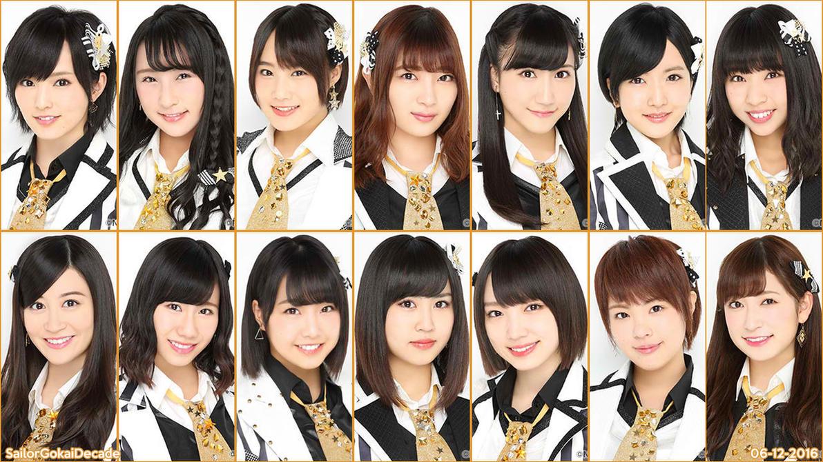 NMB48 Team N (June 2016) by jm511