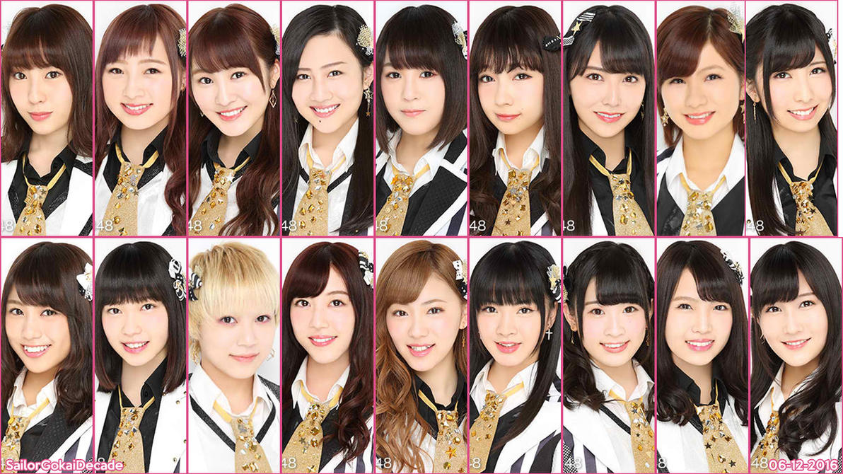 NMB48 Team M (June 2016) by jm511