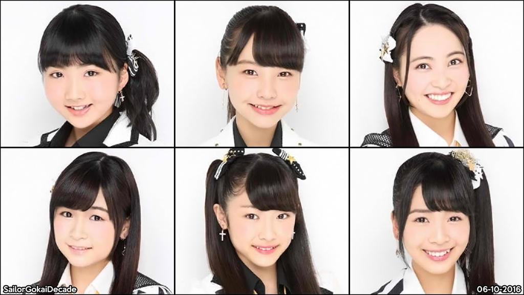 NMB48 Kenkyuusei (June 2016) by jm511