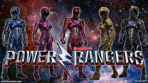 Power Rangers 2017 WP