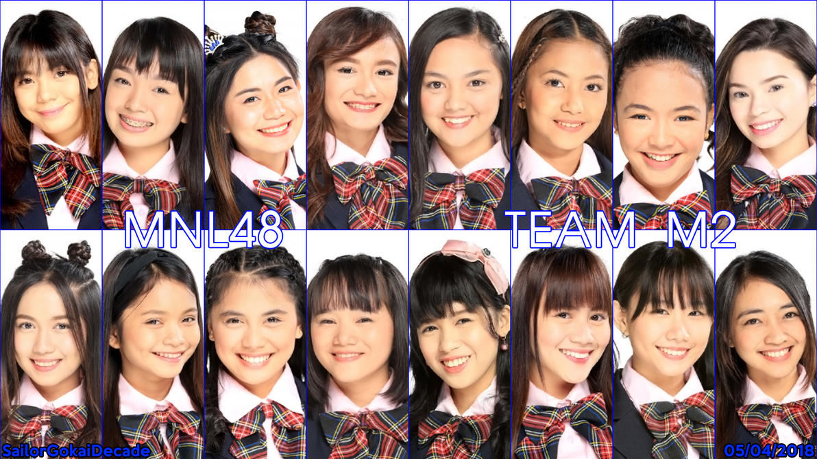 MNL48 Team M2 by jm511