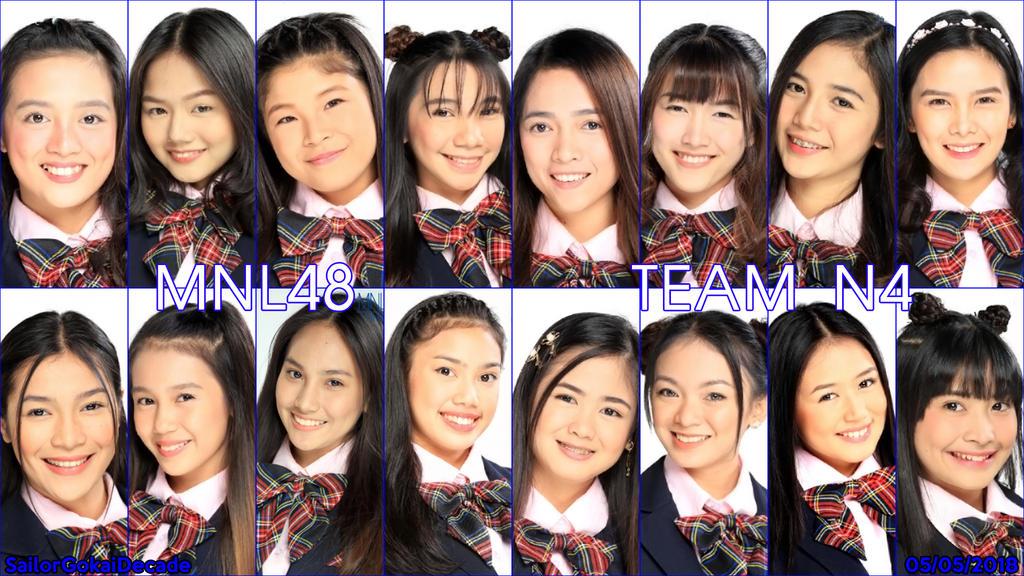 MNL48 Team N4 by jm511