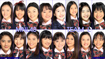 MNL48 Team L by jm511